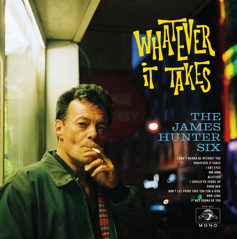 JAMES HUNTER - HOME